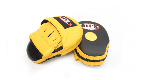 Pads voor boksen en kickboksen